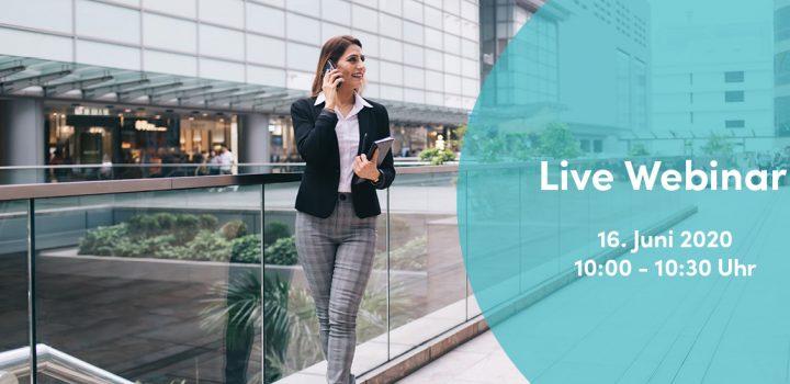 Live-Webinar 365.retail
